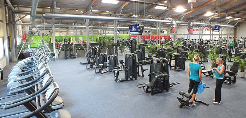 Fitness Hall Lünen - Das Studio